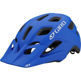 Giro Fixture Casque, matte trim blue